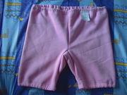 Панталоны женские с начесом на резинке, классика