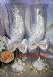 продам свадебные аксессуары ручной работы