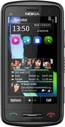 Nokia C6-01 (чёрный)