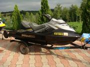 Продается почти новый Гидроцикл Seadoo RXT-215