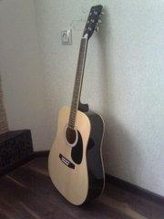 СРОЧНО Продам акустическую гитару Golden Ton в отличном состоянии+чехол.