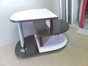 креативный журнальный стол на колёсиках Эксклюзив