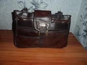 элегантная вместительная сумка
