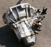 Для Renault Scenic 2,  1.6i (2003-2008 г. в. ) - 5МКПП,  б/у,  гарантия