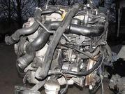 Для Ауди-A6,  1.9TDI,  96kW/131 л. с.,  AWX: двигатель в сборе,  навесное