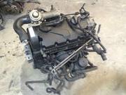 Для Ауди-А3,  2001-2003 г.в. 1.9TDI 74kW/101 лс ATD/AXR/BEW - двигатель