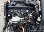 Для Golf 4,  1.9 TDI - двигатель первой комплектности без пробега по РБ