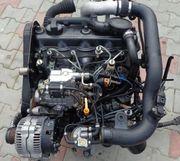 Для Фольксваген Пассат B4 1.9TDI AFN (1996-1999) - двигатель,  навесное