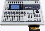 Портостудию Yamaha AW2400 Автономная система.
