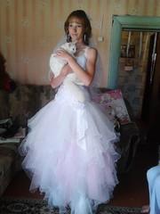 велеколепное свадебное платье