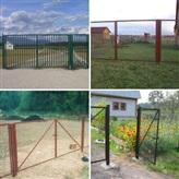 Ворота и калитки от производителя в Витебске