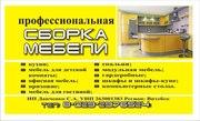сборка и установка мебели в Витебске
