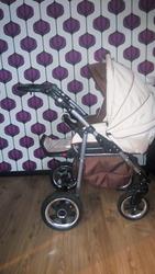 Продам коляску AKJAX FOBOS (Польша)