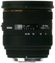 Продам Sigma 24-70mm F2.8 IF EX DG HSM для Nikon