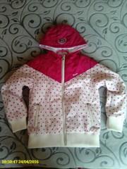 Куртка деми 122-128