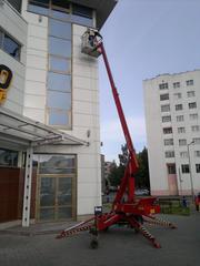 Аренда вышки прицепной Denka Lift 120 12 м аренда в РБ