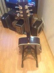 Акустическая гитара Martinez!
