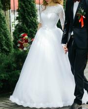 Продам отличное свадебное платье