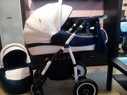 Продам детскую коляску Adamex Enduro модульная система 2 в 1