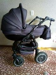 Модульная коляска Riko Primo 2в1 на гарантии