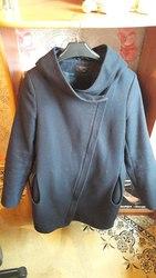 Пальто темно-синее витебск