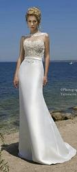 Продам стильное свадебное платье Gabbiano
