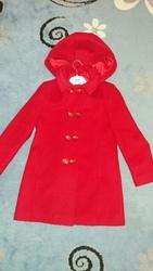 Продам пальто детское б/у