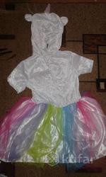 Карнавальный костюм-платье Единорожки