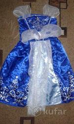 Праздничное платье для девочки. Барби