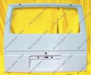 Задняя дверь,  Форд Транзит,  стеклопластик